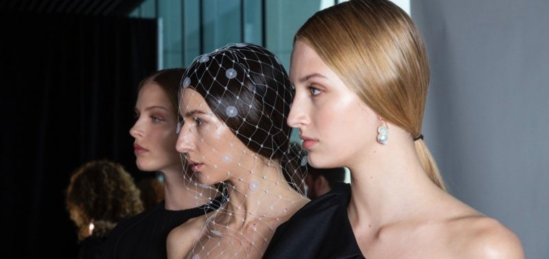 Carolina Herrera New York Fashion Week Fall Beauty Marquee landscape cropped