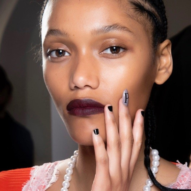 Fall 2020 nail art