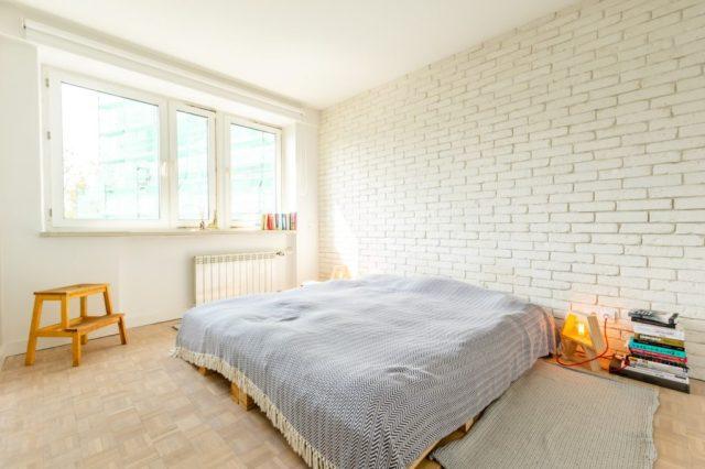 Część sypialna mieszkania