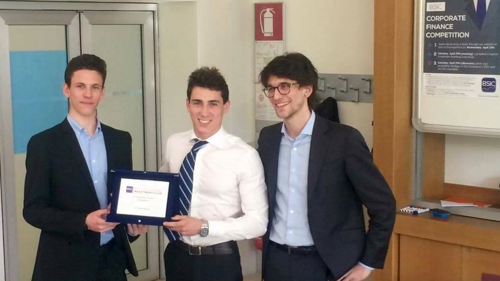 Corporate Finance Competition 2016/17