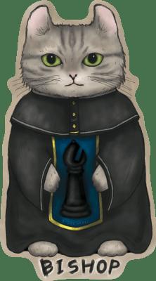 4710-サリービショップ猫黒