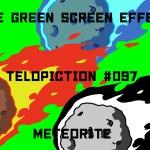 "【No.097】""Meteorite"" 隕石/フリー素材/グリーンスクリーン/Free Green Screen Effects"