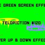 "【No.120】""Power up & down effect""パワーアップ・パワーダウンっぽいエフェクト/フリー素材/グリーンスクリーン/Free Green Screen Effects"
