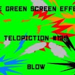 "【No.139】""Blow"" ズドン!/上からの打撃/フリー素材/グリーンスクリーン/Free Green Screen Effects"
