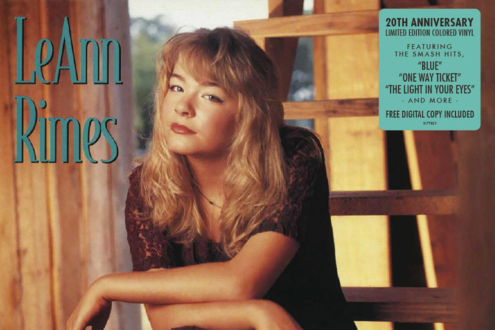 Throwback Thursday: LeAnn Rimes, debut album Blue