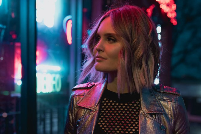 the singles bar brit daniels burns up to slow it down with new single
