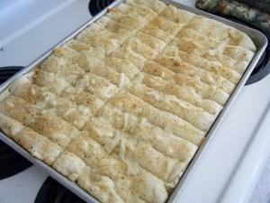 Bread Sticks | bsinthekitchen.com