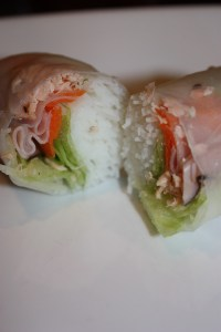 Cold Rolls | bsinthekitchen.com