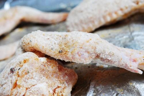 Barbecue Ranch Chicken Wings | bsinthekitchen.com #chicken #wings #bsinthekitchen