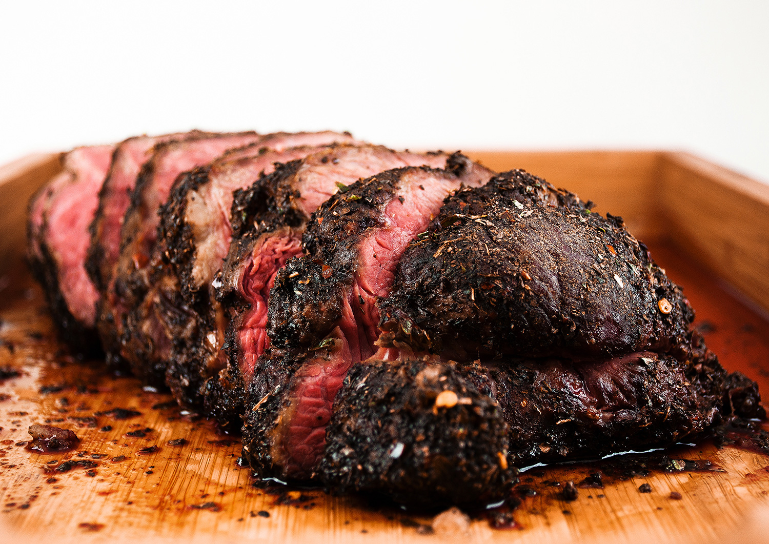 How long do you cook sirloin tip steak in the oven