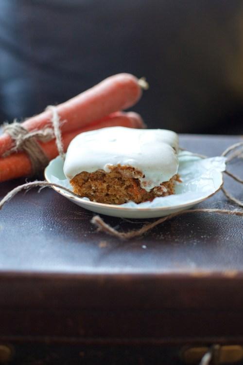 Carrot Cake from www.bsinthekitchen.com
