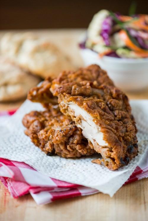 Fried Chicken | bsinthekitchen.com #friedchicken #chicken #bsinthekitchen