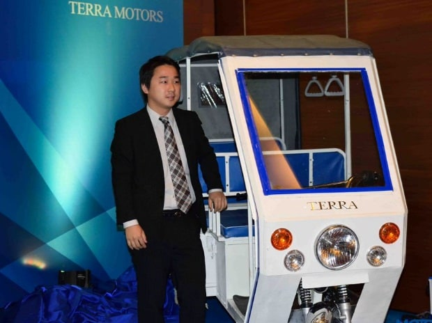 Japan's Terra Motors launches new e-rickshaws