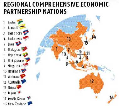Regional Comprehensive Economic Partnership: Trade pact battle likely to continue