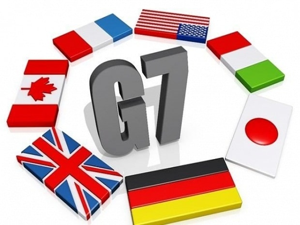 G7 foreign ministers meet face-to-face after Covid pandemic pause