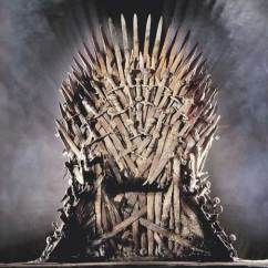 Game Of Throne Chair Power With Tracks Winter Is Coming Thrones Final Season To Start Airing On Also Read