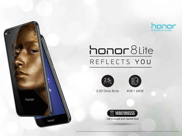 Honor 8 Lite. Photo: Official website