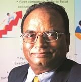 Kris Lakshmikanth Founder, chairman and MD, Head Hunters India