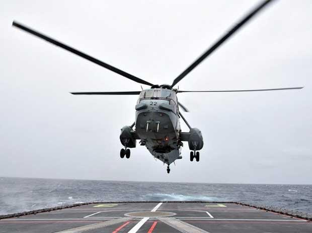 Tata, Adani, Bharat Forge, Mahindra in race for Rs 25k-cr Navy chopper deal