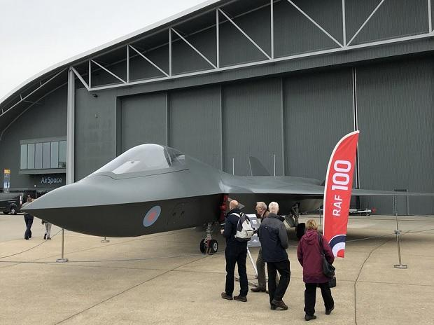 UK to invite India to codevelop sixthgeneration fighter