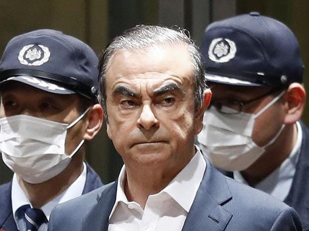 Family not involved in departure, I did it alone: Ghosn on his Japan escape