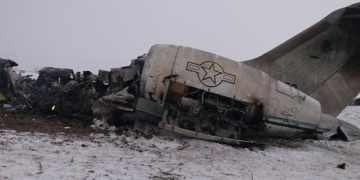 Taliban says it has brought down US military plane in Afghanistan