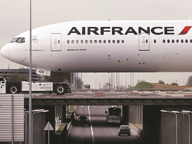 Air France to slash 1,500 jobs by 2022 as part of cost-cutting exercise