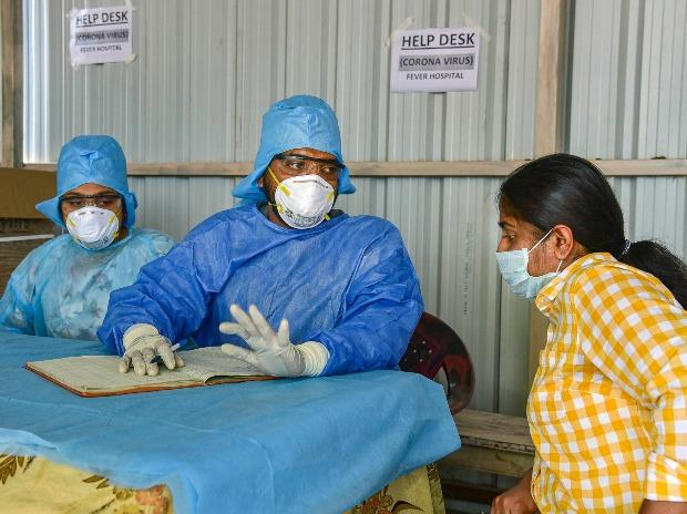 Coronavirus LIVE: New helpline number launched as cases rise to ...