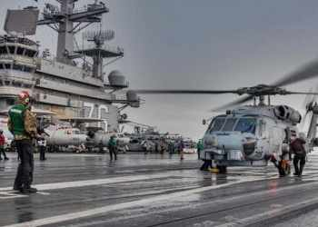 Operations in South China Sea increase readiness of squadrons :US Navy