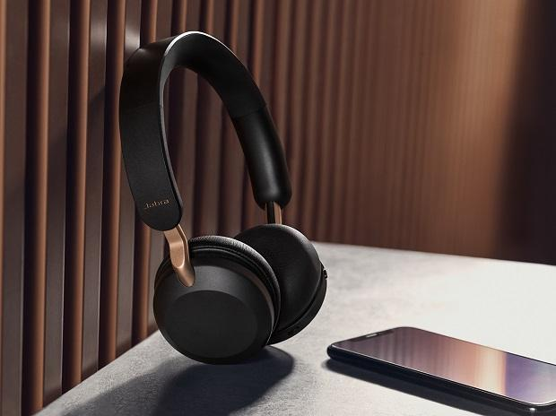 Jabra Launches Elite 45h On Ear Headphones In India For Rs 9 999 The Bahart Express News