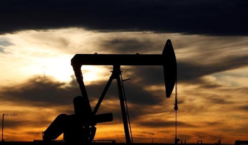 Oil nears  as data shows bigger-than-expected drop in US crude stocks