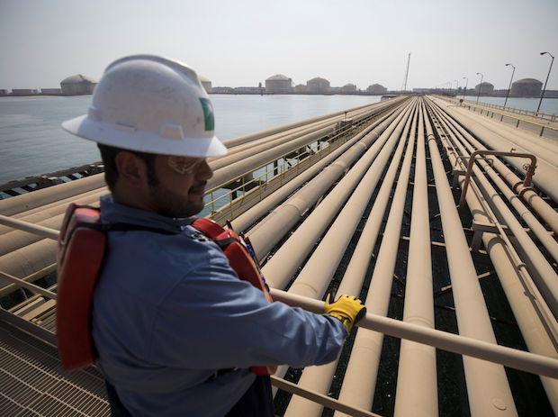Saudi Aramco's first-quarter profits up by 30% amid higher crude oil prices