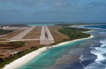 British territory of Diego Garcia