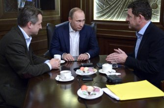 Interview with President of Russia Vladimir Putin