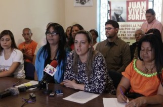 "Social movements rejected the amnesty law because they felt it violates human rights | Photo: AVN  This content was originally published by teleSUR at the following address:   ""http://www.telesurtv.net/english/opinion/Dont-Rely-on-Amnesty-to-Judge-Amnesty-Law-in-Venezuela-20160106-0015.html"". If you intend to use it, please cite the source and provide a link to the original article. www.teleSURtv.net/english"