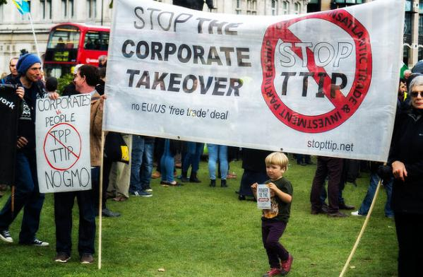 small businesses and ttip