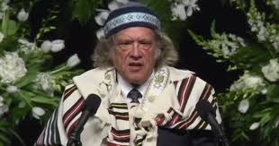 Rabbi Michael Lerner at Muhammad Ali's Funeral