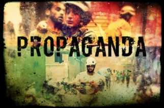 'SCRIPTED SCENES' – Over the past year, the White Helmets rescues have displayed a host of anomalies. (Photo Illustration 21WIRE)