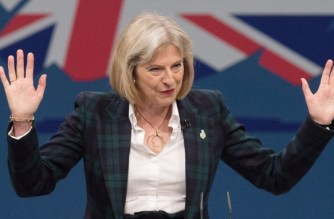 Brexit terms under new Conservative Prime Minister Theresa May