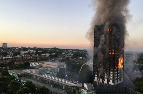 Grenfell Tower fire deaths raise questions about safety of post-war renovations