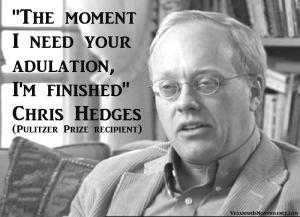hedges-adulation