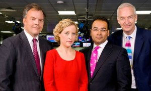 Channel 4 news team