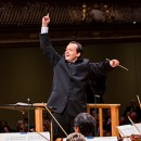 [Andris Nelsons (photo by Chris Lee)]