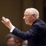 [Bernard Haitink (photo by Todd Rosenberg)]