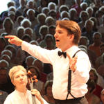 [Keith Lockhart (photo by Hilary Scott)]