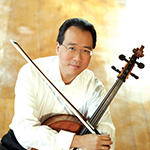 [Yo-Yo Ma (photo by Hilary Scott)]