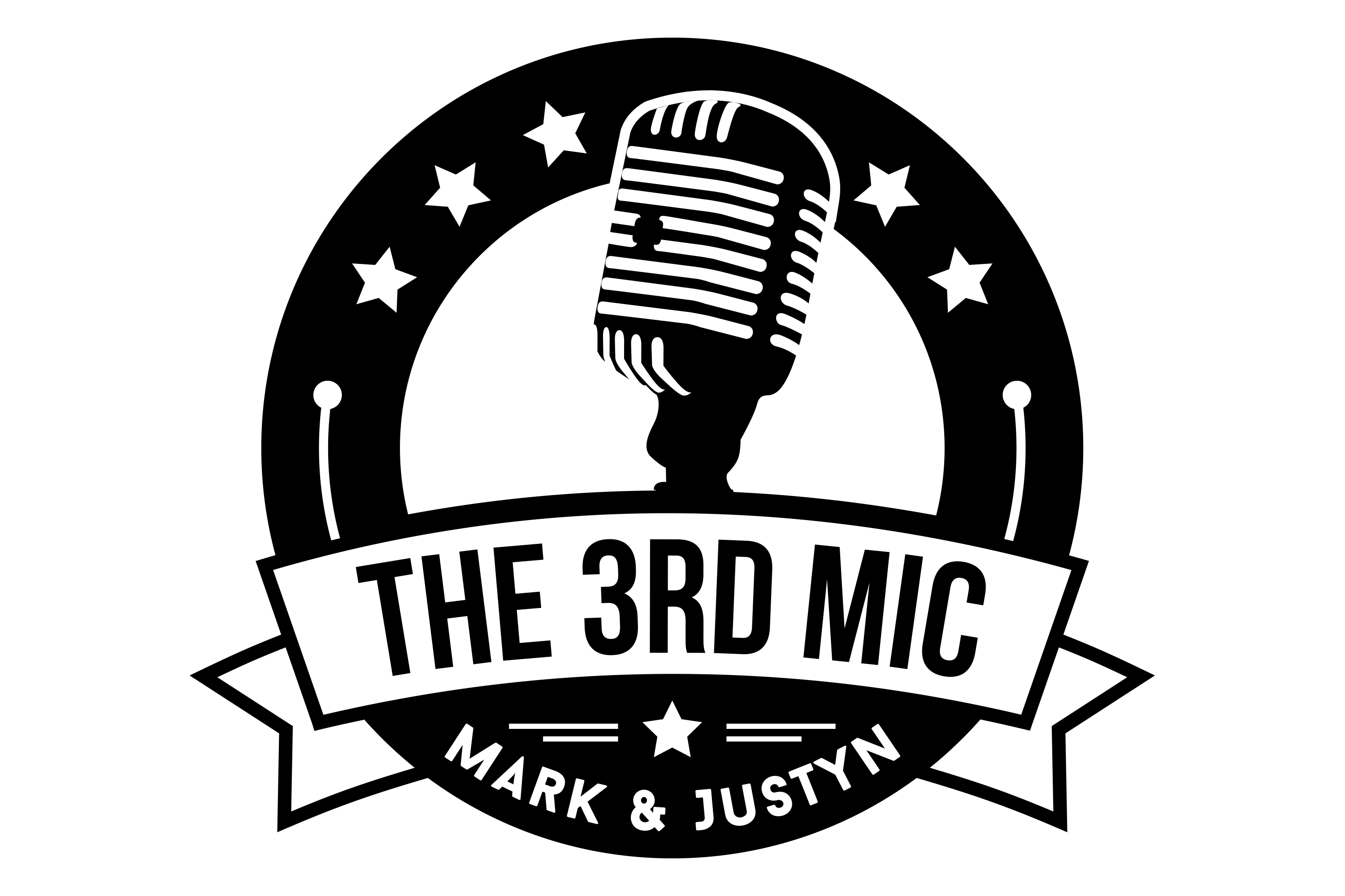Welcome The 3rd Mic To The Bs Podcast Network The Bs