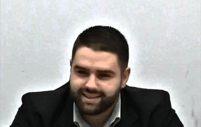 Петко Димитров беше преизбран за председател на младежите в БСП – Сердика