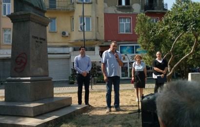 Слово на Янко Янков – кандидат за кмет от р-н Сердика – в памет на Георги Кирков