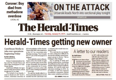 Cropped Front Page Herald Times New Owner